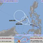 Typhoon Queenie batters Bohol